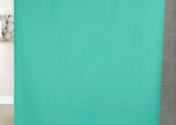 cortina bano unicolor 1