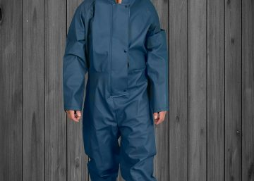 overol impermeable termo sellado pvc