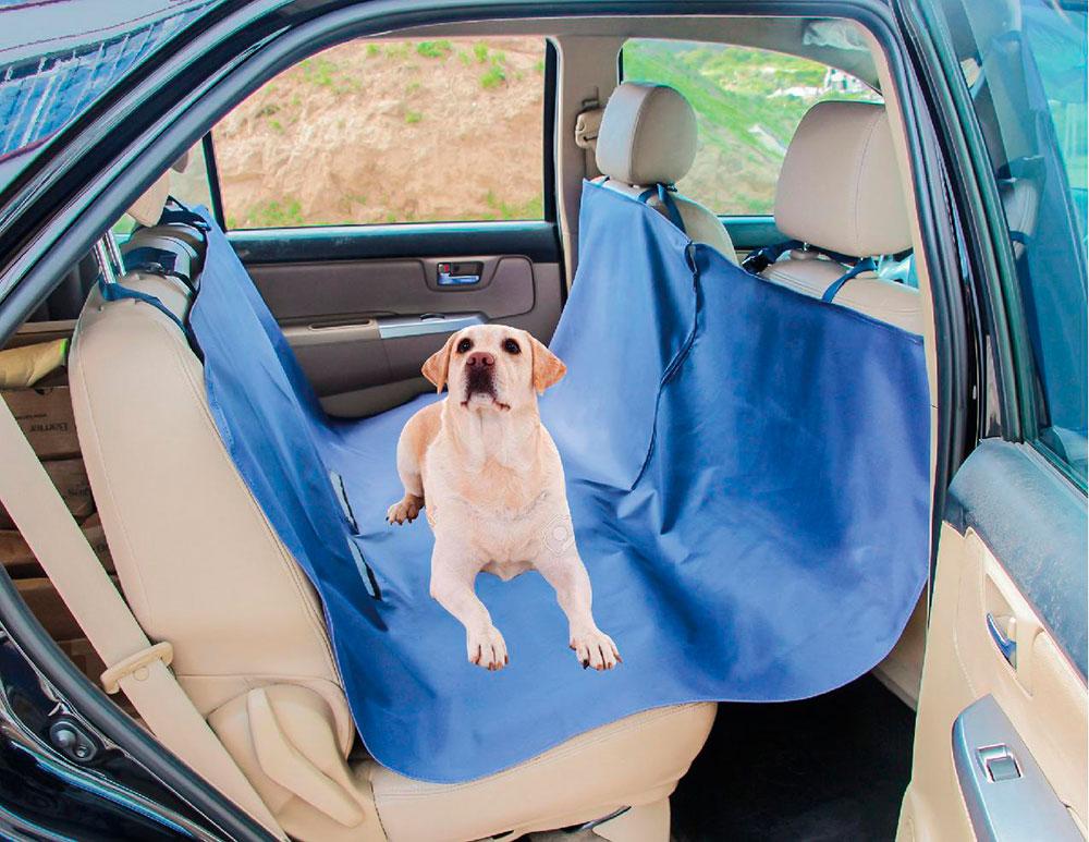 protector para asientos de autos mascotas